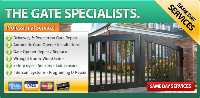 Gate Repair Louviers CO